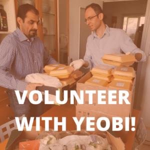 volunteer with yeobi